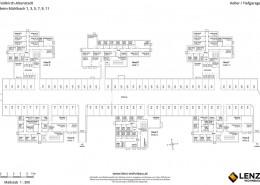 Kellerplan 1:300