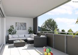 Terrassen-Ansicht TOP 6