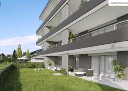 Garten- und Terrassen-Ansicht TOP 2