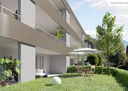 Garten- und Terrassen-Ansicht TOP 4