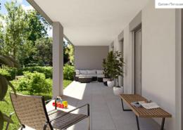 Garten- und Terrassen-Ansicht TOP 1